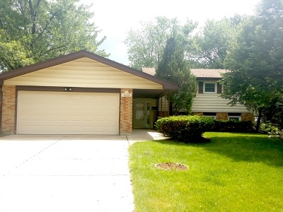 Hoffman Estates Single Family Home For Sale: 435 W Newport Road