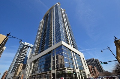 Chicago Condo/Townhouse New: 100 East 14th Street #905