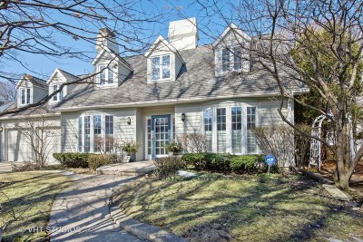 Wilmette Single Family Home New: 2126 Thornwood Avenue