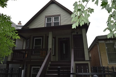 Multi Family Home For Sale: 4126 North Drake Avenue