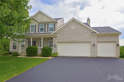 McHenry Single Family Home For Sale: 4508 Greendale Court