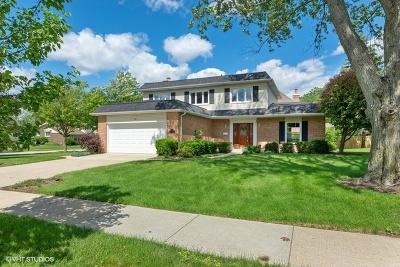 Palatine Single Family Home For Sale: 1125 North Topanga Drive