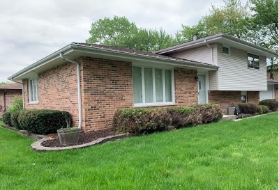 Crestwood Single Family Home For Sale: 4963 135th Place