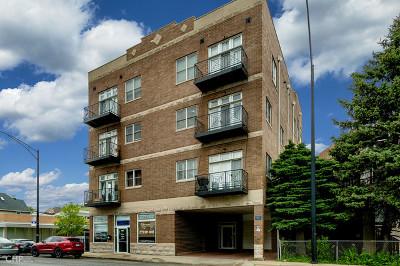 Irving Park Condo/Townhouse New: 4037 North Pulaski Road #3B