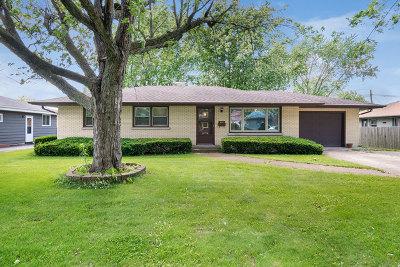 Joliet Single Family Home New: 925 Sheila Drive