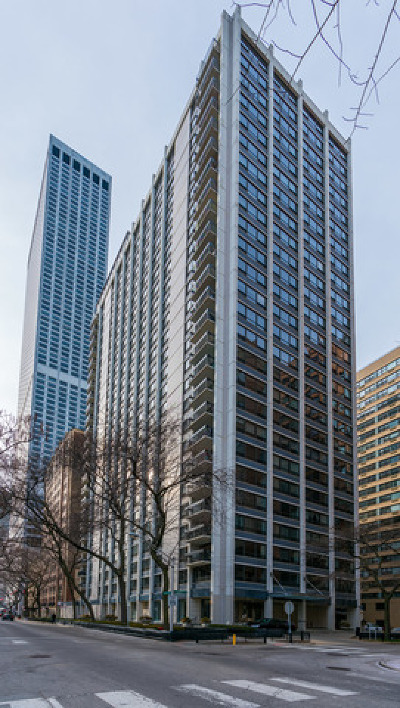 Streeterville, Gold Coast Galleria Condo/Townhouse For Sale: 222 East Pearson Street #2109
