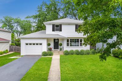 Glen Ellyn Single Family Home For Sale: 444 Elm Street