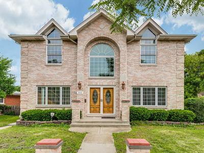 Skokie Single Family Home For Sale: 4212 Howard Street