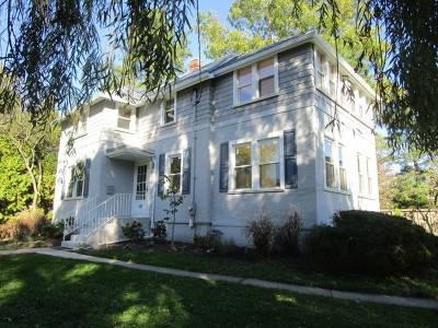Winnetka Single Family Home For Sale: 381 Locust Street