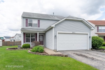 Plainfield Single Family Home For Sale: 24311 Crabtree Court