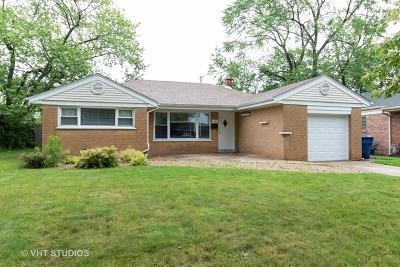 Oak Lawn Single Family Home New: 4105 Dean Drive