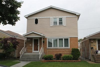 Chicago Single Family Home New: 5636 South Mason Avenue
