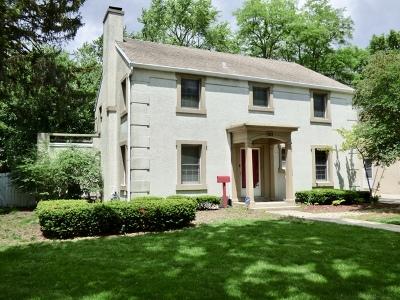 Joliet Single Family Home New: 1315 Glenwood Avenue