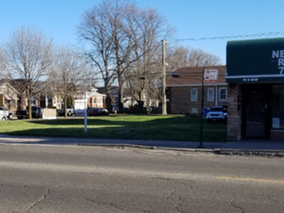 Chicago Residential Lots & Land For Sale: 4101-05 West 63rd Street