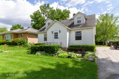 Oak Forest Single Family Home New: 5033 155th Street