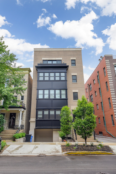 Chicago Condo/Townhouse New: 722 West Melrose Street #PH