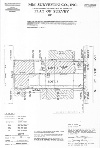 Residential Lots & Land New: 4118 North St Louis Avenue
