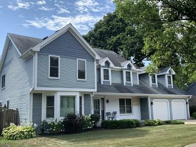 Wheaton Single Family Home For Sale: 1630 Walnut Court