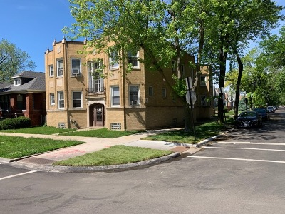 Chicago Multi Family Home New: 3422 North Lavergne Avenue