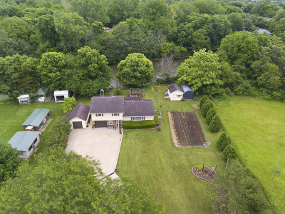 Shorewood Single Family Home Contingent: 22545 South River Road