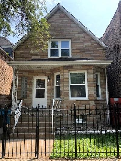 Chicago Single Family Home New: 1929 North La Crosse Avenue