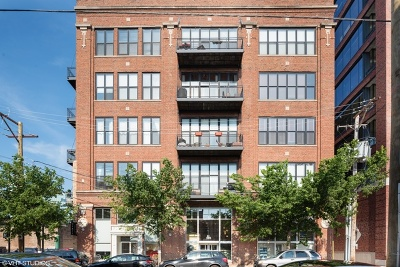 Condo/Townhouse New: 215 North Aberdeen Street #311A