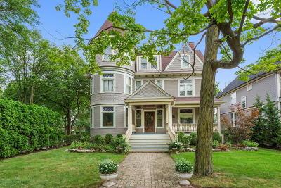 La Grange Single Family Home New: 103 South Kensington Avenue
