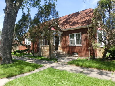 Chicago Single Family Home New: 10358 South Calumet Avenue