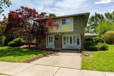 Oak Forest Single Family Home New: 5775 Vine Street