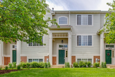 Cary Condo/Townhouse New: 1403 New Haven Drive