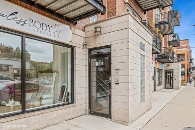 Chicago Condo/Townhouse New: 1708 West North Avenue #C4