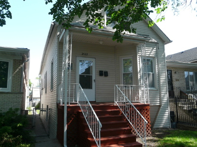 Chicago Single Family Home New: 2722 West 38th Place