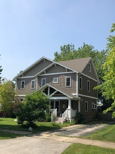 Downers Grove Single Family Home New: 540 Davis Street