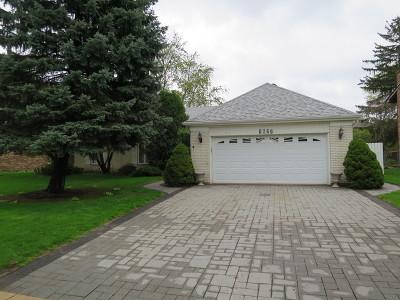 Glenview Single Family Home New: 1627 Barry Lane