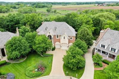 Mundelein Single Family Home For Sale: 28532 North Sky Crest Drive