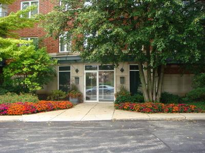 Buffalo Grove Condo/Townhouse New: 840 Weidner Road #403