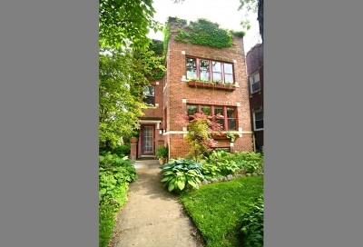 Evanston Single Family Home For Sale: 1810 Colfax Street