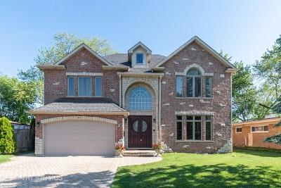 Morton Grove Single Family Home For Sale: 7446 Foster Street