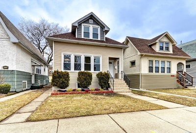 Single Family Home Contingent: 5112 North Kilbourn Avenue