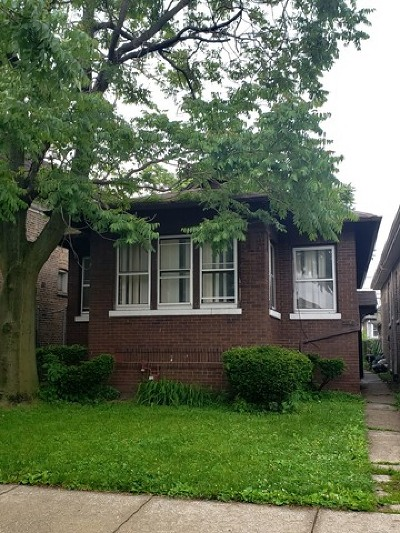 Chicago Single Family Home New: 7711 South Paulina Street