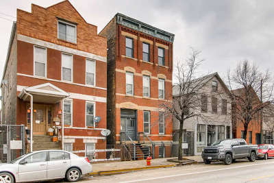 Cook County Rental New: 722 West 18th Street #1