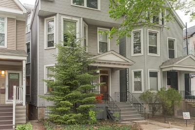 Chicago Multi Family Home New: 3706 North Hermitage Avenue