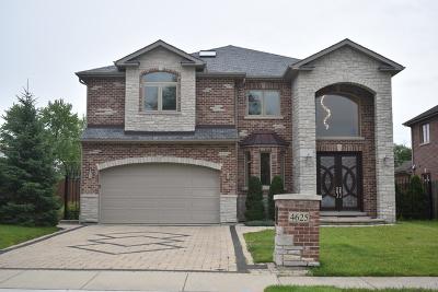 Glenview Single Family Home For Sale: 4625 Locust Avenue