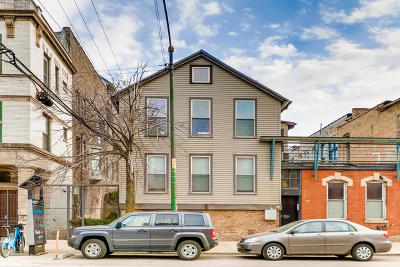 Cook County Rental New: 737 West 18th Street #1