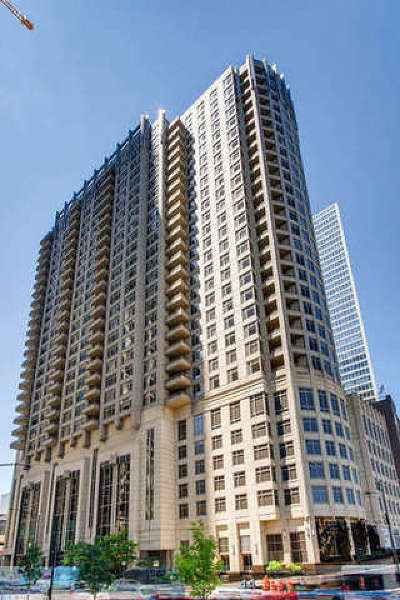 Cook County Condo/Townhouse New: 530 North Lake Shore Drive #2002