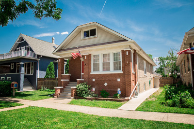 Cook County Single Family Home New: 1413 Kenilworth Avenue