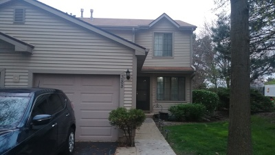 Cook County Rental New: 388 East Forest Knoll Drive