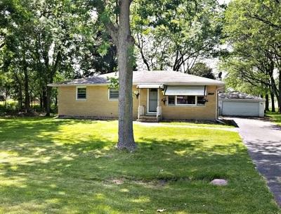 Oak Forest Single Family Home New: 16208 Lorel Avenue