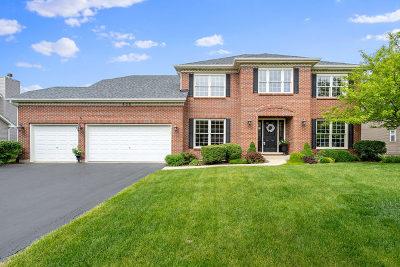 North Aurora Single Family Home New: 828 Doral Lane