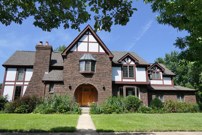 Naperville Single Family Home New: 1521 Cascade Court